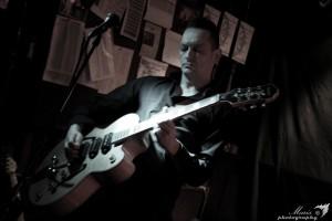 Angel Rockabilly Guitar Picker